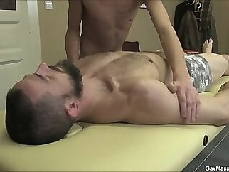 Sexy Gay Stud Gives A Good Massage And Blowjob 10:57 2020-02-20