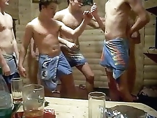 Jungs in der Sauna 9 - Sauna Boys 9 twink (gay) amateur (gay) locker room (gay)