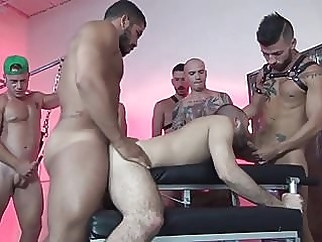 Group Bareback man (gay) gay porn (gay) bareback (gay)
