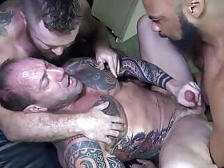 Pig Week Sex Party bareback big cock daddy