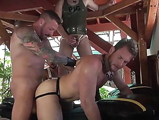 Pound My Puppy bareback (gay) big cock (gay) blowjob (gay)