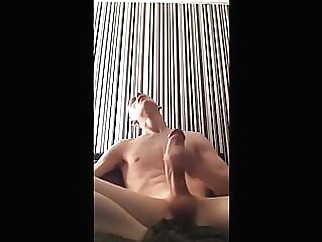 Skinny White Boy Got A Big Ass Dick Cum Shot!!! 2:24 2016-06-24