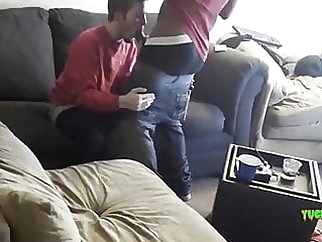 Twink Caught On Hidden Cam Sucking A Big Black Cock twink (gay) amateur (gay) bareback (gay)