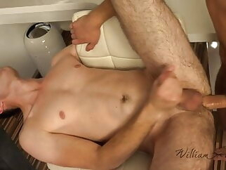Xmas Wank Party 2020, Part 2 twink bareback big cock