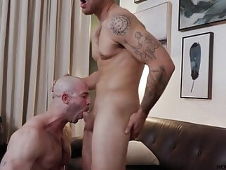 NDT - Treat Your Houseguest Right bareback big cock daddy