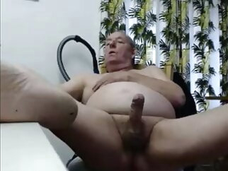 grandpa cum on webcam 6:55 2021-01-04