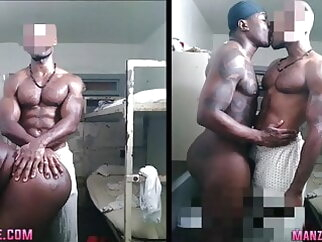 Preview: Teamdreads REAL LIFE muscle prison sex black amateur bareback