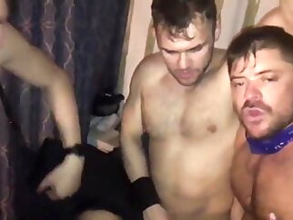 What a morbid, orgy in a hotel for the arrival of 2021 amateur bareback big cock